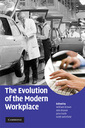 Couverture de l'ouvrage The evolution of the modern workplace