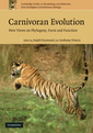 Couverture de l'ouvrage Carnivoran evolution: new views on phylogeny, form and function