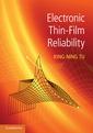 Couverture de l'ouvrage Electronic thin film reliability