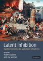 Couverture de l'ouvrage Latent Inhibition