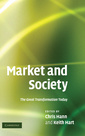 Couverture de l'ouvrage Market and society: the great transformation today