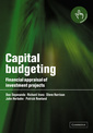Couverture de l'ouvrage Capital budgeting: financial appraisal of investment projects