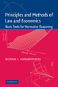 Couverture de l'ouvrage Principles and methods of law and economics: enhancing normative analysis