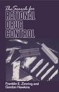 Couverture de l'ouvrage The search for rational drug control (paperback)