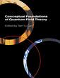 Couverture de l'ouvrage Conceptual foundations of quantum field theory