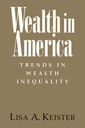 Couverture de l'ouvrage Wealth in america trends in wealth inequality
