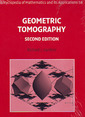 Couverture de l'ouvrage Geometric tomography