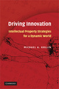 Couverture de l'ouvrage Driving innovation: intellectual property strategies for a dynamic world (Paper)