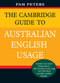 Couverture de l'ouvrage The cambridge guide to australian english usage (2nd ed )