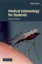 Couverture de l'ouvrage Medical entomology for students