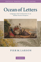 Couverture de l'ouvrage Ocean of letters: language and creolization in an indian ocean diaspora