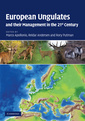 Couverture de l'ouvrage European ungulates and their management in the 21st century