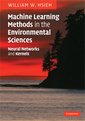 Couverture de l'ouvrage Neural networks in the environmental sciences