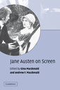 Couverture de l'ouvrage Jane austen on screen