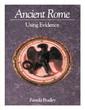 Couverture de l'ouvrage Ancient rome: using evidence