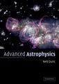 Couverture de l'ouvrage Advanced astrophysics