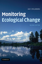 Couverture de l'ouvrage Monitoring ecological change,