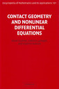 Couverture de l'ouvrage Contact geometry & nonlinear differential equations, (Encyclopedia of mathematics & its applications, Vol. 101)