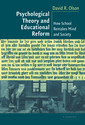 Couverture de l'ouvrage Psychological theory and educational reform