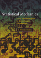Couverture de l'ouvrage Statistical mechanics: From first principles to macroscopic phenomena