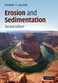 Couverture de l'ouvrage Erosion & sedimentation