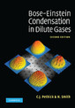 Couverture de l'ouvrage Bose-Einstein condensation in dilute gases