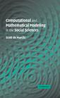 Couverture de l'ouvrage Computational modeling in the social sciences