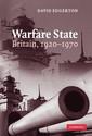 Couverture de l'ouvrage Warfare state: britain, 1920?1970