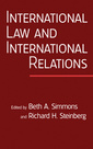 Couverture de l'ouvrage International law and international relations: an international organization reader
