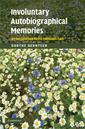 Couverture de l'ouvrage Involuntary autobiographical memories