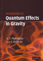 Couverture de l'ouvrage Introduction to quantum effects in gravity