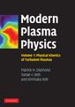 Couverture de l'ouvrage Modern plasma physics. Volume 1. Physical kinetics of turbulent plasmas