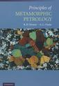 Couverture de l'ouvrage Principles of metamorphic petrology