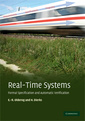 Couverture de l'ouvrage Real-time systems: formal specification & automatic verification