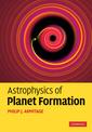 Couverture de l'ouvrage Astrophysics of planet formation
