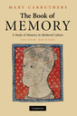 Couverture de l'ouvrage The book of memory: a study of memory in medieval culture (2nd ed )