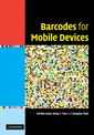 Couverture de l'ouvrage Barcodes for mobile devices