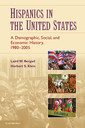 Couverture de l'ouvrage Hispanics in the united states: a demographic, social, and economic history, 1980–2005