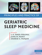 Couverture de l'ouvrage Principles and practice of geriatric sleep medicine