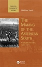 Couverture de l'ouvrage American south : an interpretive history
