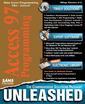Couverture de l'ouvrage Access 97 programming unleashed (book/CD