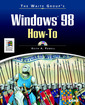 Couverture de l'ouvrage The waite group's windows 98 how to (with CD-ROM)
