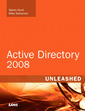Couverture de l'ouvrage Active Directory 2008 unleashed