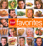 Couverture de l'ouvrage Food network favorites : recipes from our all star chefs