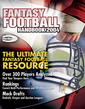 Couverture de l'ouvrage Fantasy football handbook 2004