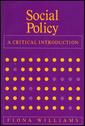 Couverture de l'ouvrage Social policy
