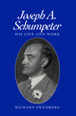 Couverture de l'ouvrage Joseph A Schumpeter, his life and work (Paper)