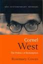 Couverture de l'ouvrage Cornel west : the politics of redemption