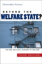 Couverture de l'ouvrage Beyond the welfare state? : the new political economoy of welfare