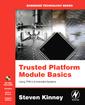 Couverture de l'ouvrage Trusted Platform Module Basics